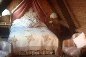 Double room under the eaves